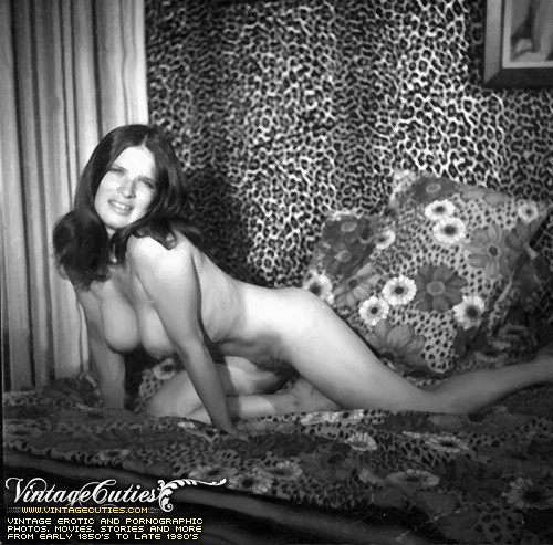 Vintage nude strippers